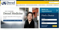 Drexel Medicine Find a Doctor Module